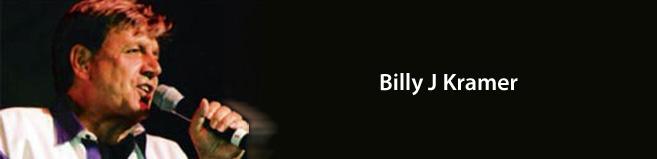 Billy J Kramer Booking Agent