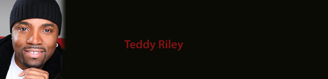 Teddy Riley Booking Agent
