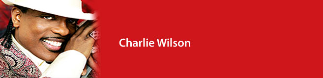 Charlie Wilson Booking Agent